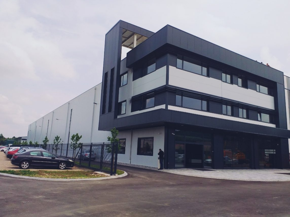 Poslovni objekat Slađan Cvijanović Banja Luka
